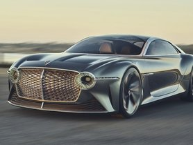 Bentley's first EV will be a High-riding SUV-like Sedan