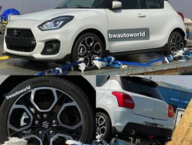 What is the Suzuki Swift Sport Doing in India?