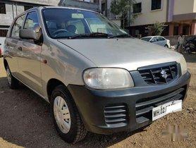 Used 2010 Maruti Suzuki Alto MT for sale in Nashik