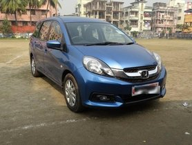 2014 Honda Mobilio V i-DTEC MT for sale in Kolkata