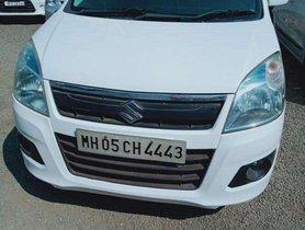 Used Maruti Suzuki Wagon R VXI 2015 MT for sale in Nashik