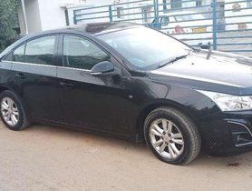 Used Chevrolet Cruze LT 2015 MT for sale in Chennai