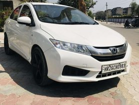 Honda City 1.5 S Manual, 2014, Petrol MT in Chandigarh