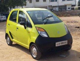 Used Tata Nano Lx 2012 MT for sale in Ahmedabad