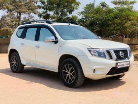 Used Nissan Terrano XL 2014 MT for sale in Thane