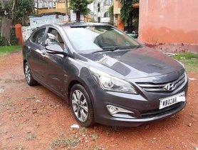 2015 Hyundai Verna 1.6 SX VTVT (O) AT in Kolkata