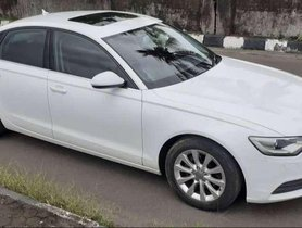 Audi A6 2.0 TDI Premium, 2013, Diesel AT for sale in Thane