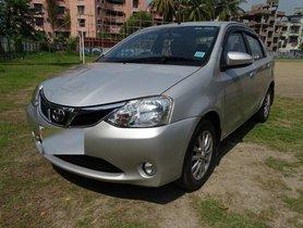 2016 Toyota Platinum Etios VXD MT for sale in Kolkata