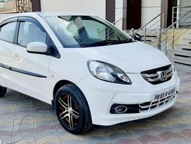 Used 2013 Honda Amaze MT for sale in Chandigarh