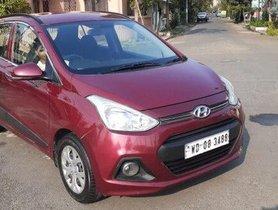 2014 Hyundai Grand i10 CRDi Sportz MT for sale in Kolkata