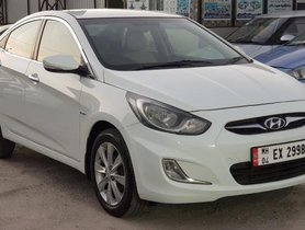2011 Hyundai Verna 1.6 SX VTVT (O) MT for sale in Pune