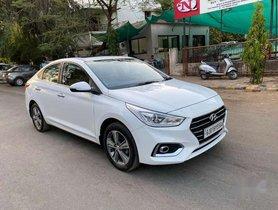 Hyundai Verna 1.6 VTVT SX 2018 AT in Ahmedabad