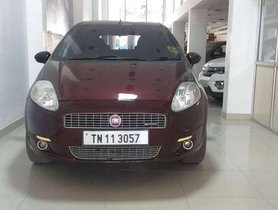 Fiat Punto Emotion 1.3, 2012, Diesel MT for sale in Chennai