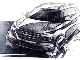 Hyundai Venue Could Spawn a Tata Nexon EV-Rivalling SUV in India