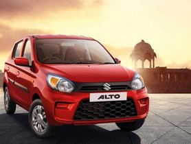 7 Out of 10 Top Sellers of FY20 Come from Maruti Suzuki- Alto to Brezza