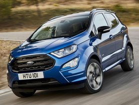 Ford EcoSport Sells More Than Endeavour, Figo, Aspire And Freestyle Put Together