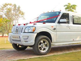 This Mahindra Scorpio Limo is 15 Feet Longer than Mercedes S-Class