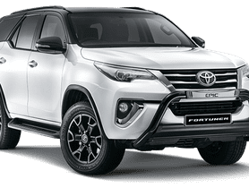 Toyota Fortuner Diesel Gets Special Edition Models Abroad