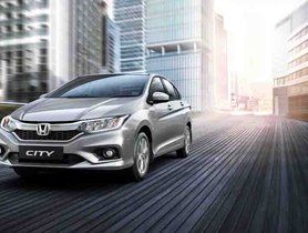 Diesel Honda City Pulled Off the Shelves