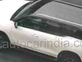 Toyota Fortuner Close To Getting a Facelift, Updated Look Leaked