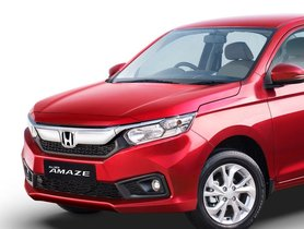Honda Amaze More Popular than City, WR-V, Jazz, etc Put Together