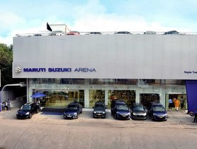 List of All Maruti Showrooms in Patna