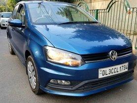 Volkswagen Ameo 1.2 MPI Comfortline 2016 MT for sale in New Delhi
