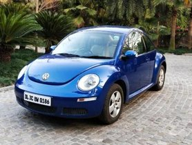 2011 Volkswagen Beetle 2.0 AT for sale in New Delhi