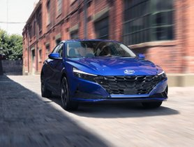 2021 Hyundai Elantra Launched in South Korea