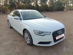 Audi A6 2.0 TDI Premium Plus, 2013, Diesel AT in Ahmedabad