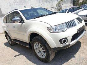 2014 Mitsubishi Pajero Sport MT for sale in Hyderabad