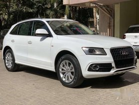 Used Audi Q5 2015 AT for sale in Goregaon