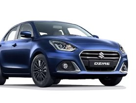 New Maruti Dzire (facelift) Available With Discounts Worth Rs 50,000