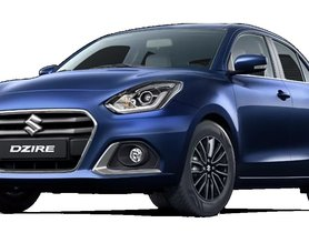 Maruti Dzire Outsells Hyundai Xcent, Honda Amaze, Ford Aspire Put Together