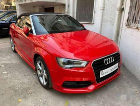 Audi A3 Cabriolet 2015 AT for sale in Mumbai