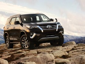 Toyota Fortuner Twice As Popular As Ford Endeavour