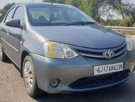 Used 2014 Toyota Etios GD MT for sale in Anand