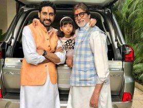 Meet Amitabh Bachman's Everyday Ride - An INR 2.33-Crore Lexus