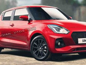 Upcoming Maruti Swift Facelift To Offer More Mileage and Power