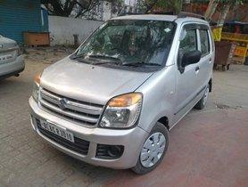 Used Maruti Wagon R LXI 2009 MT for sale in New Delhi