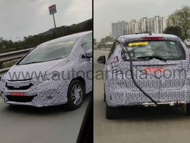 BS6 Honda Jazz Spied, Will Feature Minor Styling Updates