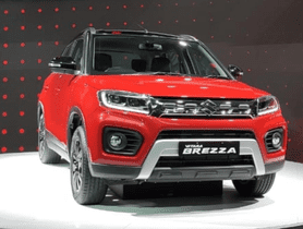 Manual Variant of Maruit Vitara Brezza Facelift to Soon Offer More Mileage
