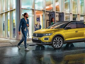 Jeep Compass-rivalling VW T-ROC Almost Sold Out in India