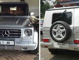 Here Are 3 Mercedes G-Wagen Replicas Based on Mahindra Bolero