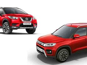 5 SUVs That Are No Longer Available in Diesel Variant - Maruti Brezza to VW Tiguan