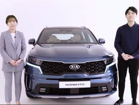 Here's the Official Walk-around Video of New Kia Sorento