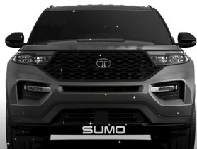 Here's What Next-gen Tata Sumo Could Look Like