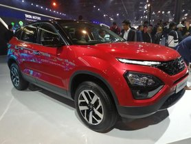 Tata Harrier To Get A More Powerful Petrol Engine Than MG Hector