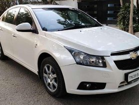 Used Chevrolet Cruze LTZ 2010 MT for sale in Coimbatore