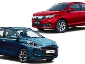 Cheapest BSVI Diesel Cars Under Rs 10 Lakh - Hyundai Grand i10 Nios to Honda Amaze
